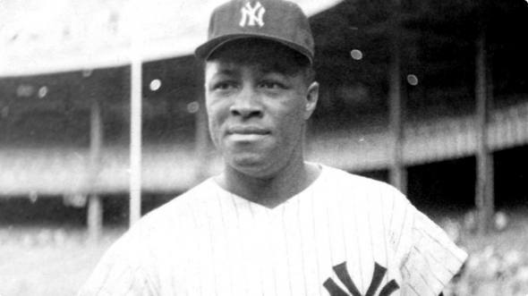 Elston Howard was the first African-American to don the pinstripes.