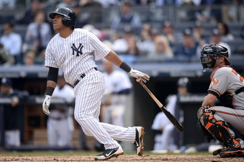 Solarte One Of A Kind For Yankees