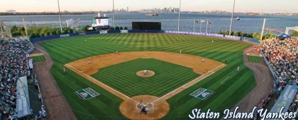 Home of the Staten Island Yankees-Mandatory Credit: milb.com