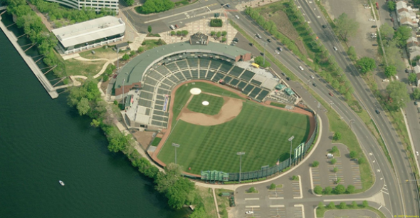 Home of the Trenton Thunder. Mandatory Credit: stadiumsusa.com