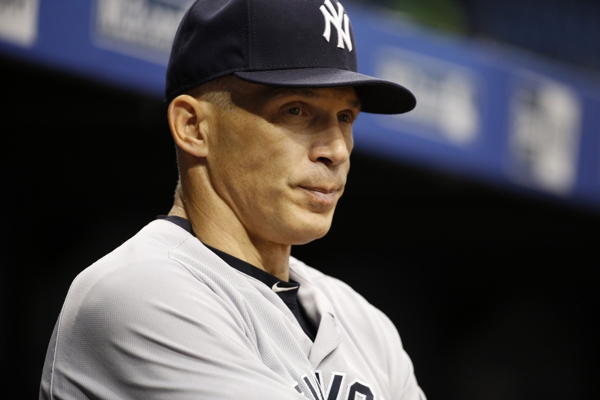 yankees joe girardi finishes fifth in al manager of the