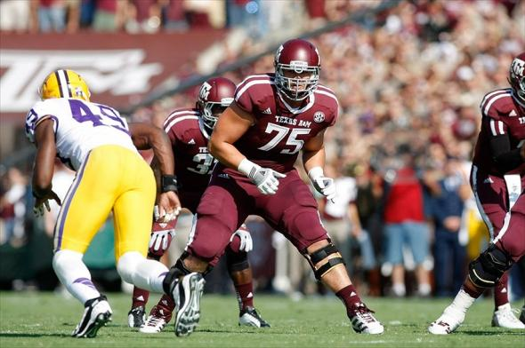 Jake Matthews 2014 NFL Draft Profile