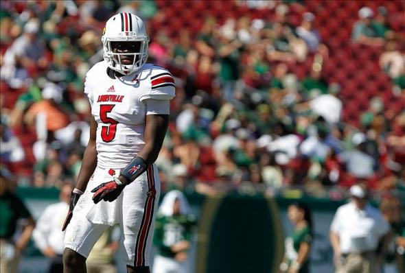 Teddy Bridgewater 2014 NFL Mock Draft