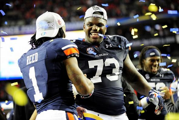 Greg Robinson 2014 NFL Mock Draft