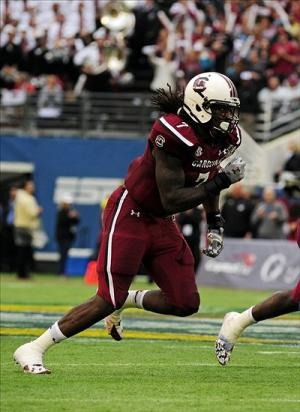 Jadeveon Clowney Atlanta Falcons