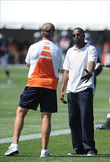 Mile High Monday: Rod Smith Joins the Ring of Fame