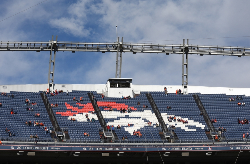 5 Reasons You Should See the Broncos Play at Mile High Stadium
