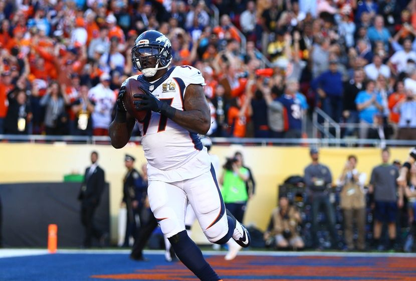 Denver Broncos put exclusive franchise tag on star outside linebacker Von Miller