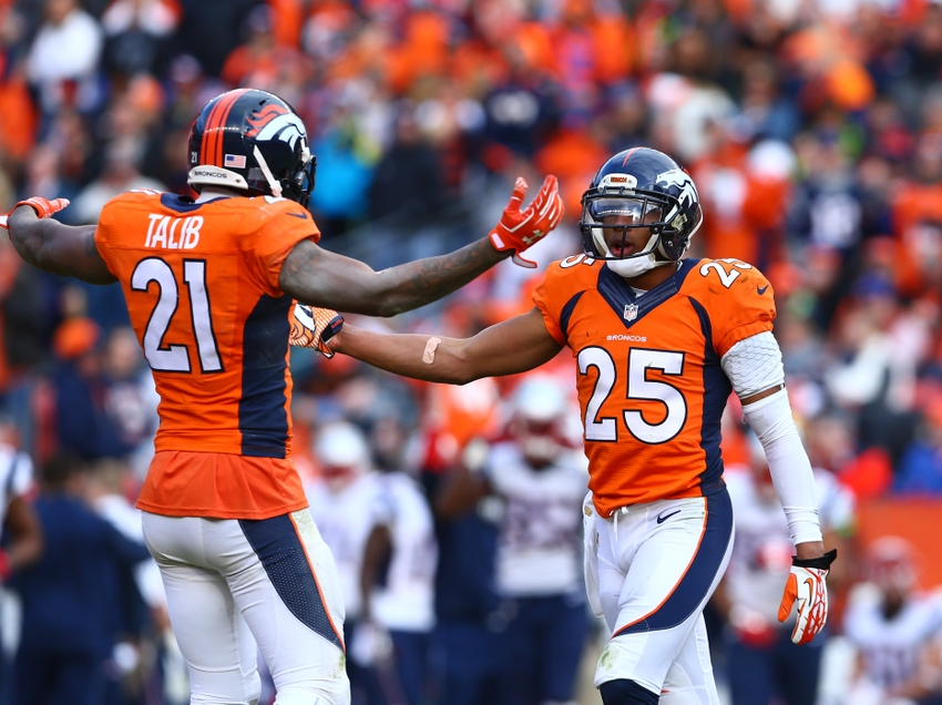 Evaluating The Defensive Backs For The Denver Broncos