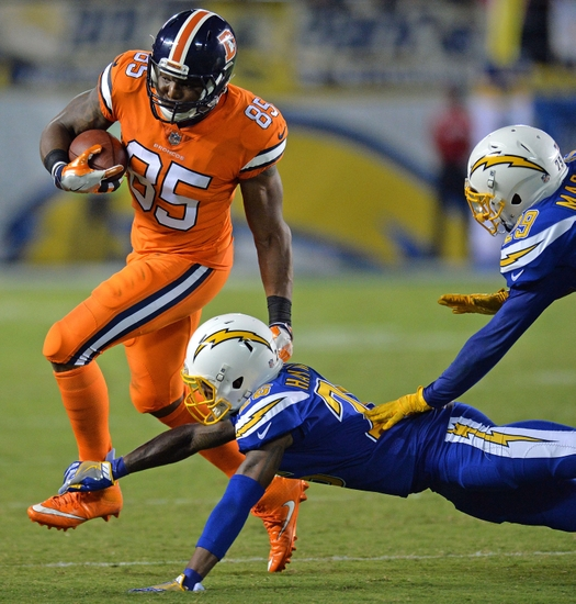 San Diego Chargers Broncos: Denver Broncos Vs. Houston Texans Preview: The Return Of Brock