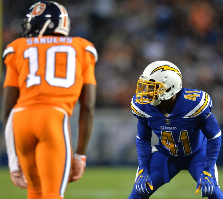 San Diego Chargers Division