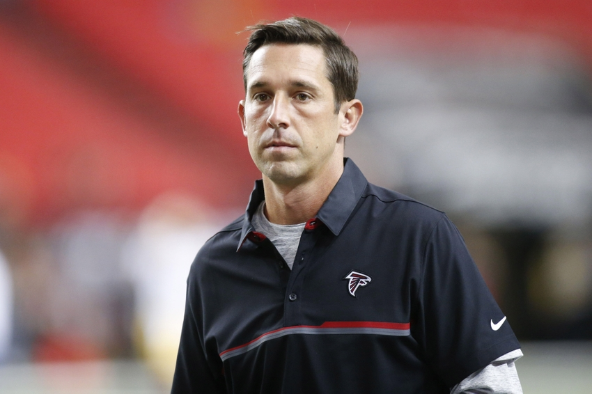 Kyle Shanahan concludes interview with Denver Broncos brain trust