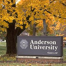 Anderson University hosts Colts training camp