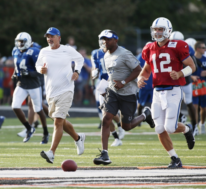 Chuck-pagano-andrew-luck-nfl-indianapolis-colts-training-camp