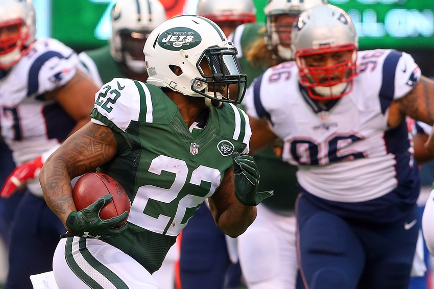 Colts Cut 10 Players, Sign RB Stevan Ridley