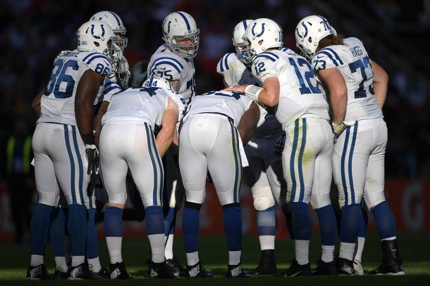 Colts To Contemplate Utilizing More Of A No Huddle