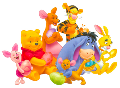 A Pooh Easter-Photo from edubuzz.org
