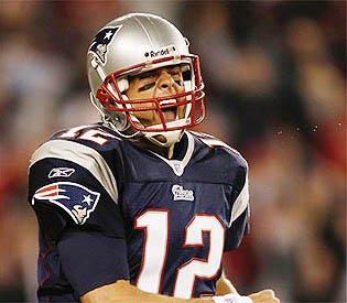 Tom Brady - Photo bostonherald.com