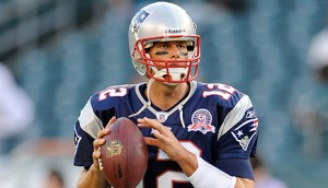 Tom Brady - Photo by Michael Perez Associated Press