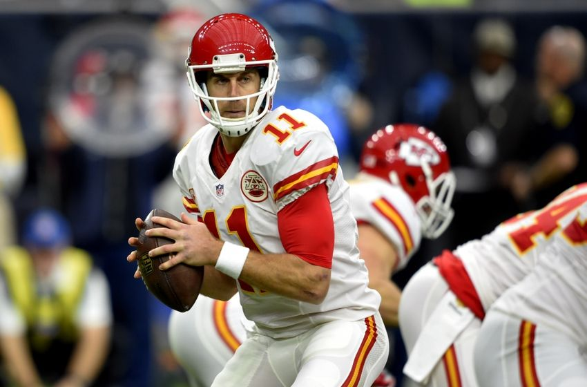 Chiefs, Alex Smith beat Texans in NFL wild-card game