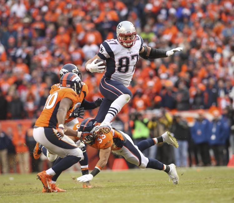 Denver Broncos Depth Chart: New England Patriots: Assessing Tight End Depth Chart
