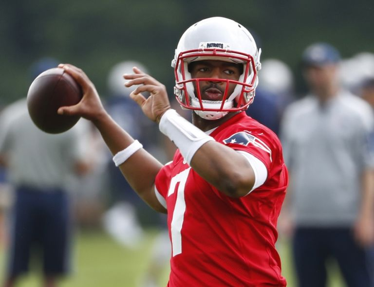 Jacoby-brissett-nfl-new-england-patriots-minicamp-1-768x590