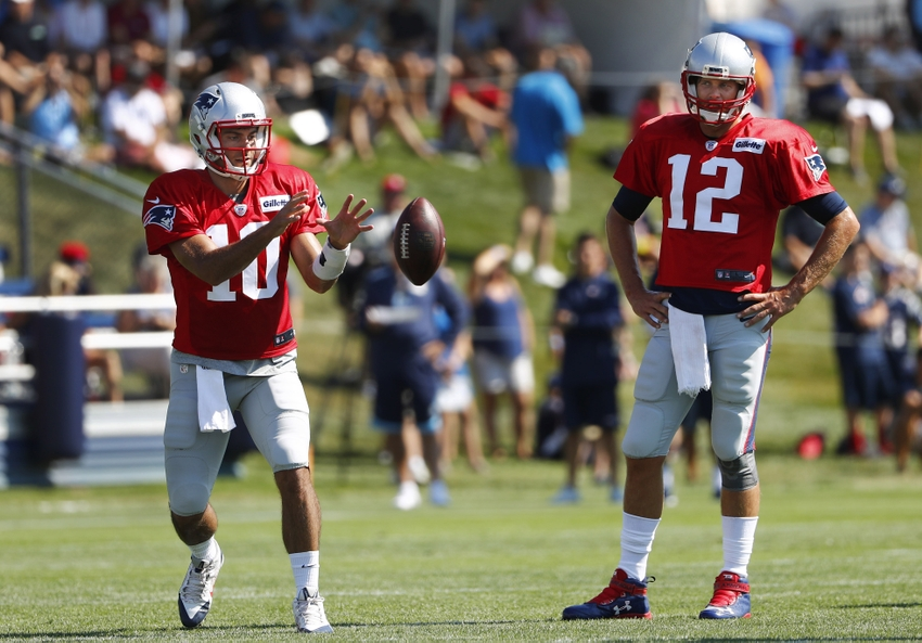 Jimmy Garoppolo Hopes To Still Be Playing At Tom Brady's Age