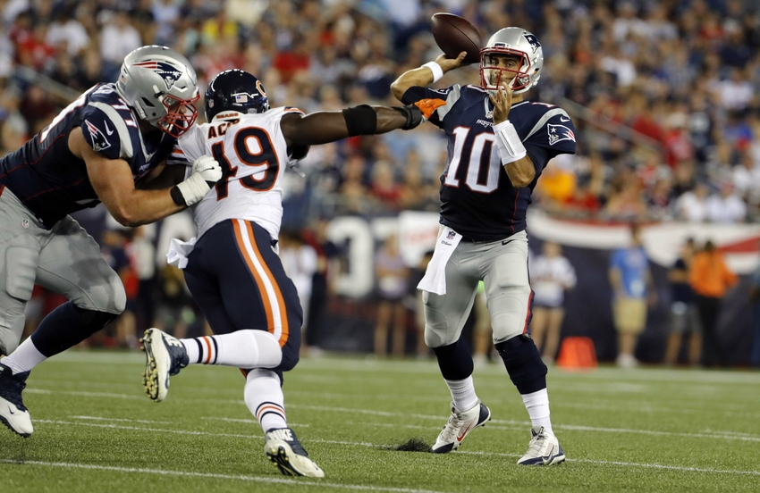 New england patriots roster projection 2 0