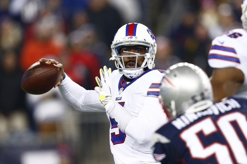 Bills' Ryan trolls as Patriots explore quarterback options