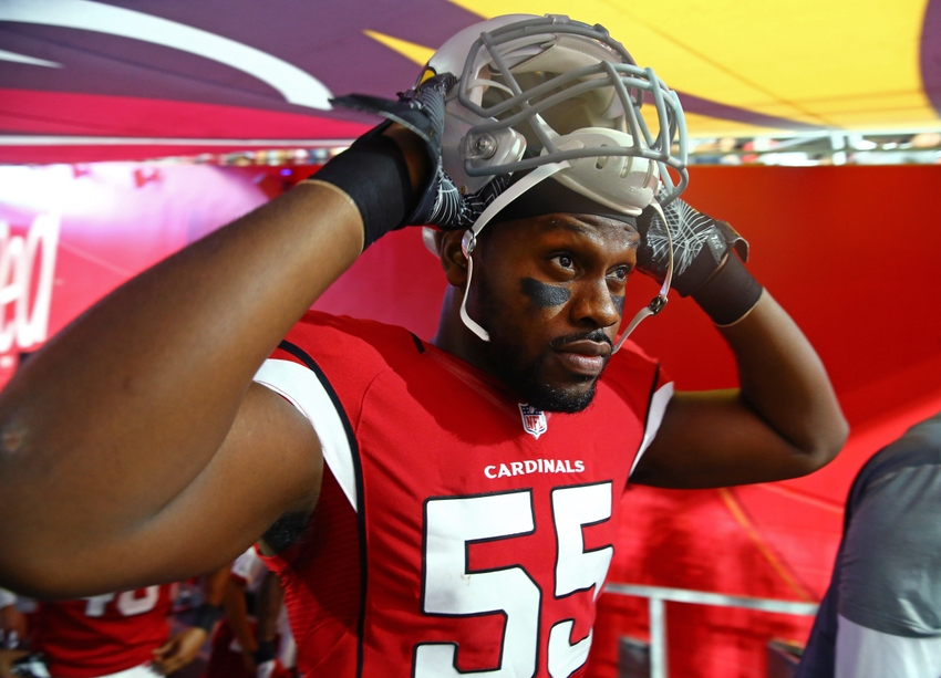 Chandler Jones Cardinals