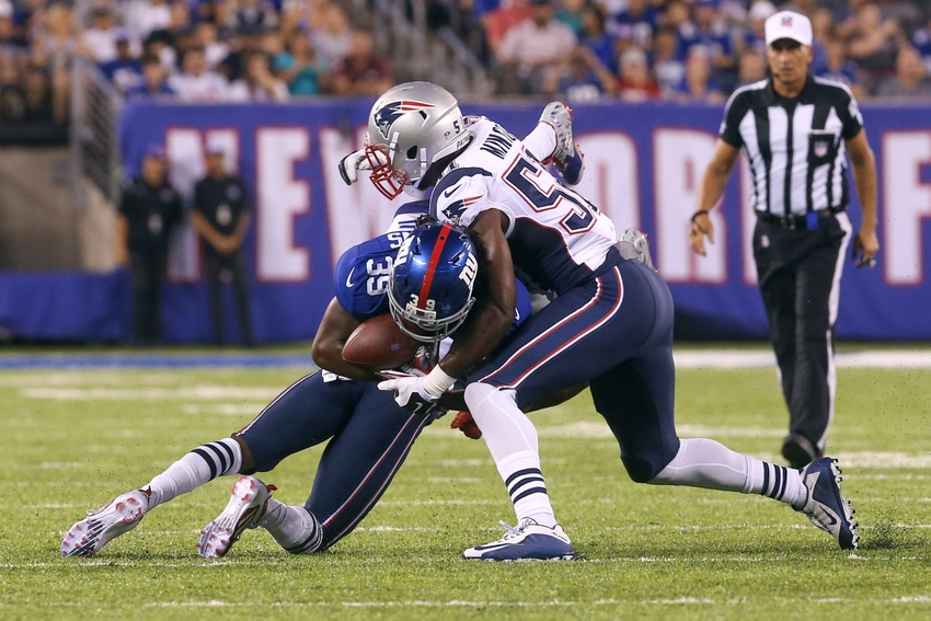the best attitude e5f48 bc247 Patriots preseason Week 4: 3 things we liked about ...