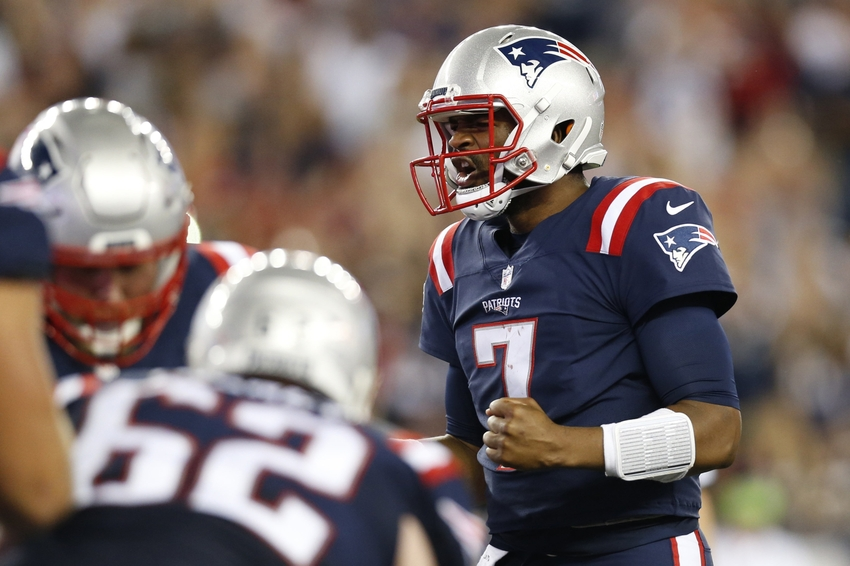 Jacoby Brissett AFC power rankings