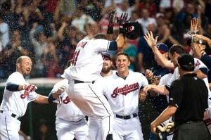 Cleveland, are you ready for more of this? Credit: Ken Blaze-USA TODAY Sports