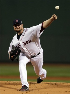 world series jon lester