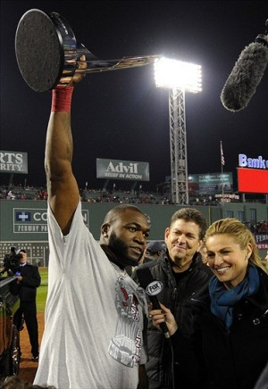 World Series David Ortiz
