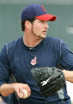 Yes, pictures of Jason Grilli with the Indians actually exist. (Credit: Chuck Crow, Plain Dealer)
