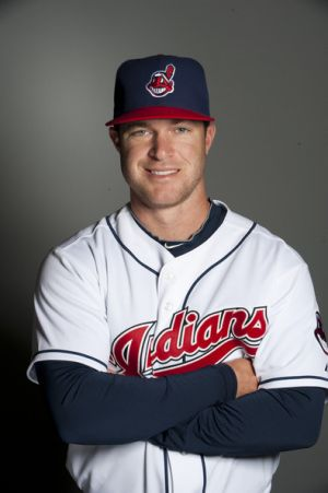 Nix with the Indians in spring training in 2011. (Credit: Rob Tringali, Getty Images North America)