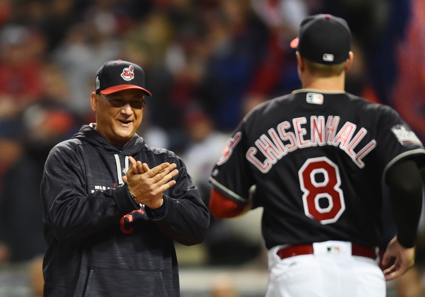 9632534-lonnie-chisenhall-terry-francona-mlb-world-series-chicago-cubs-cleveland-indians