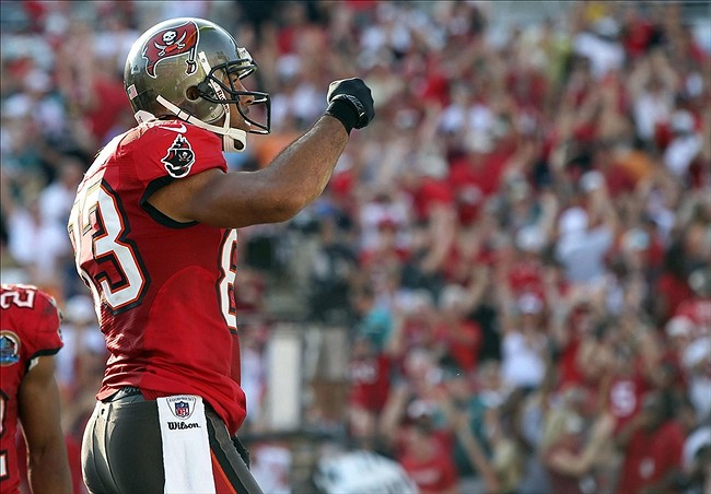 Tampa Bay Buccaneers  New Uniforms Look Worse Than Their Record - Maxim f38cf282e