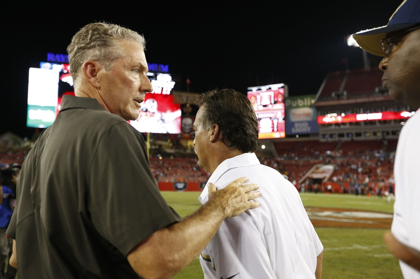 9566378-dirk-koetter-jeff-fisher-nfl-los-angeles-rams-tampa-bay-buccaneers