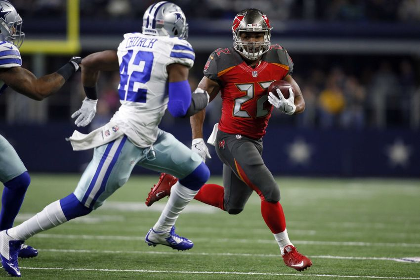 Doug Martin Entering Substance Abuse Rehab