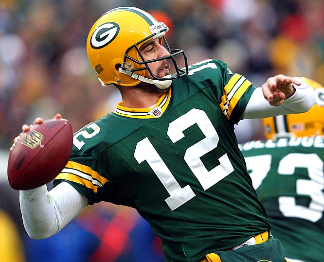 This is what most Packers fans would like to see on Sunday against the Cowboys.