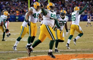 2011 NFC Championship: Green Bay Packers v Chicago Bears