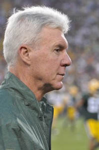 Packers GM Ted Thompson will have his hands full this offseason in trying to figure out how to retool his team. Raymond T. Rivard photograph