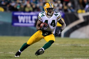 james starks green bay packers
