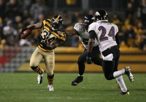 Rashard Mendenhall could end up in Green Bay