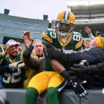 Green Bay Packer Wide Receiver James Jones
