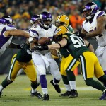 A.J. Hawk Green Bay Packers Linebacker