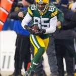 Green Bay Packers Wide Receiver Greg Jennings