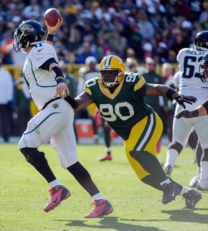 B.J. Raji Nose Tackle Green Bay Packers